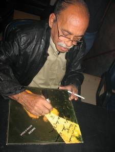 Maestro Wilson Das Neves in Sao Paulo 2006