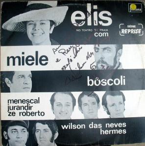 Elis Regina Miele Wilson Das Neves