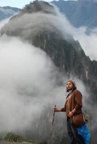 Rich Spirit in Macchu Picchu CUZCO