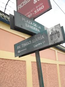 """esquina """"plaza de la bandera"""""""