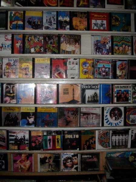 peru funk y psicodelico en compacto y tambien en discos si los encuentras