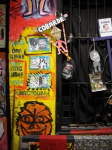 arte urbano de Lima
