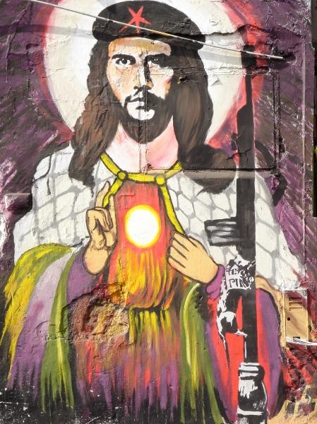 Jesus arte en Quilca, Lima
