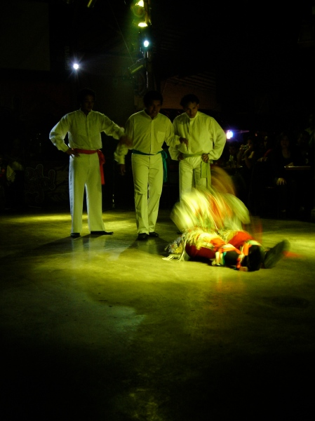 Afro y Tijeras del Carajo! Peru