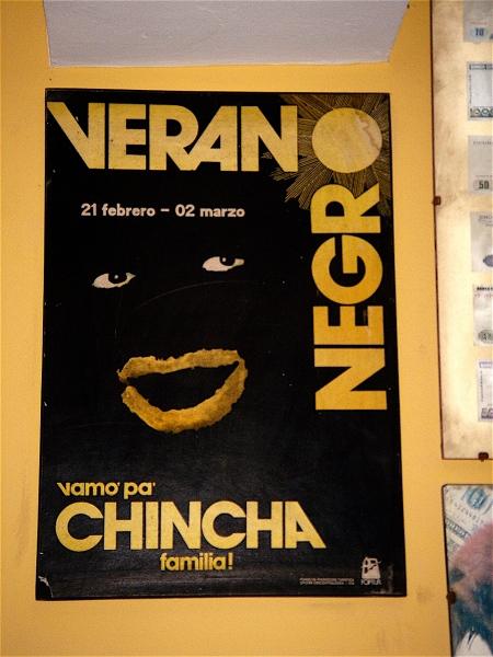 cuadro de Chincha
