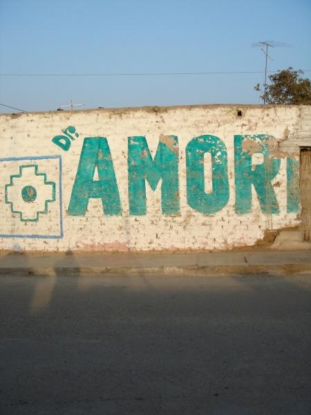 Amor en Chincha
