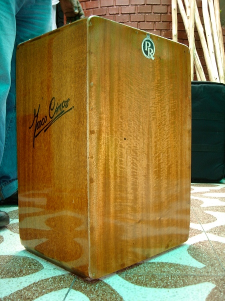 marcos signature cajon