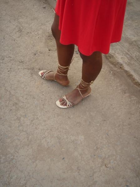 pies de negra