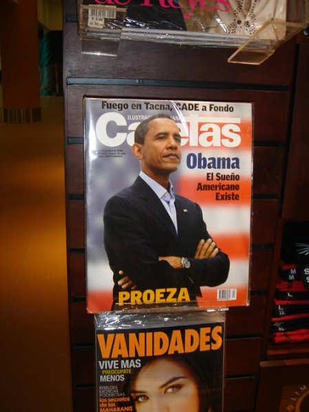 Caretas national news magazine