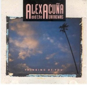 Alex Acuña and the Unknowns