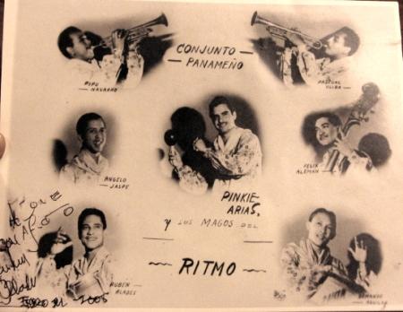 Los Salvajes del Ritmo: Conjunto Panameño