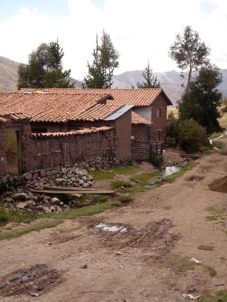 Cuzco streets