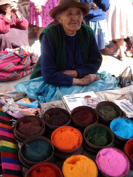 teñir con colores