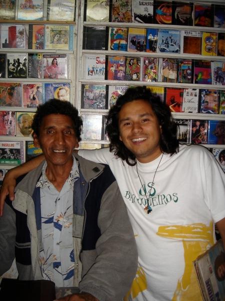 Vicente y Richi