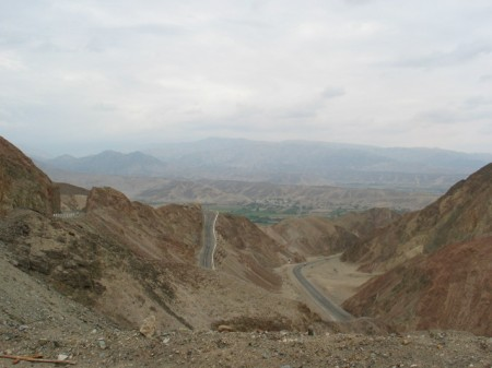 going to Nazca