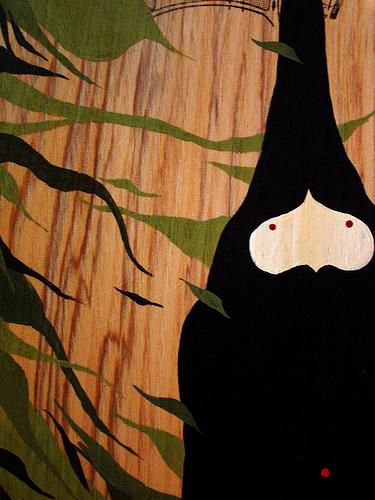 arte em madera cedar