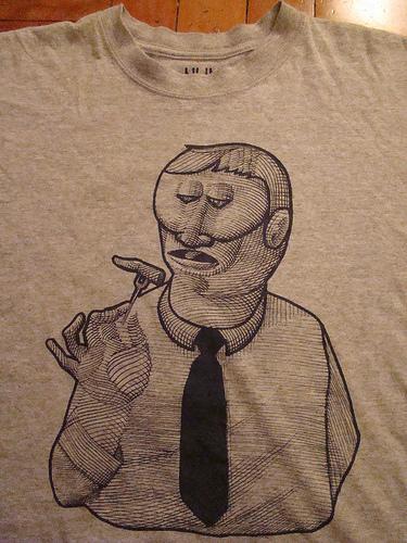 t-shirt by NUNCA