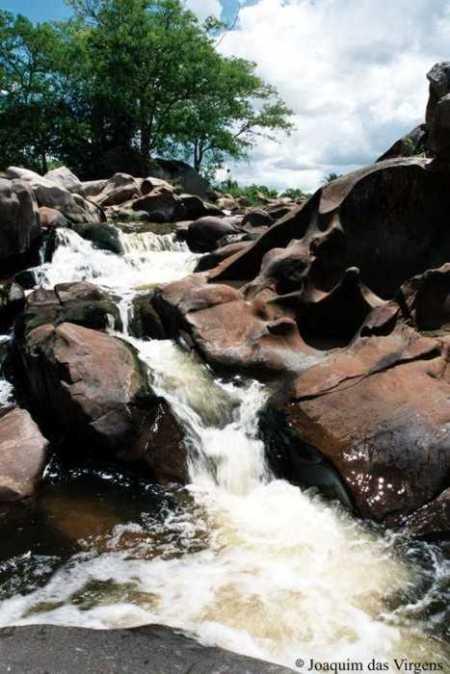 INGA water falls
