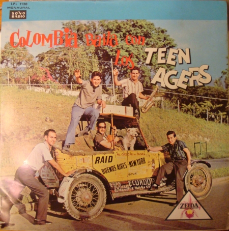 Teen Agers COLOMBIA
