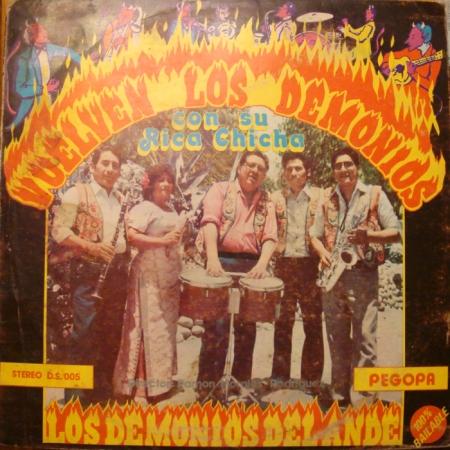 Los Demonios: chicha music