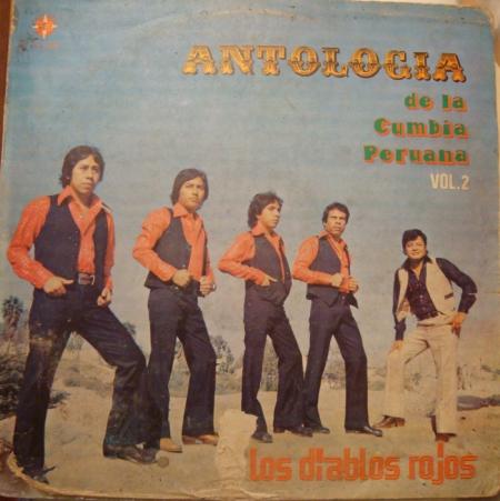 Antologia de la Cumbia Peruana