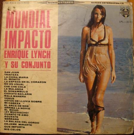Enrique Lynch y su conjunto MUNDIAL IMPACTO