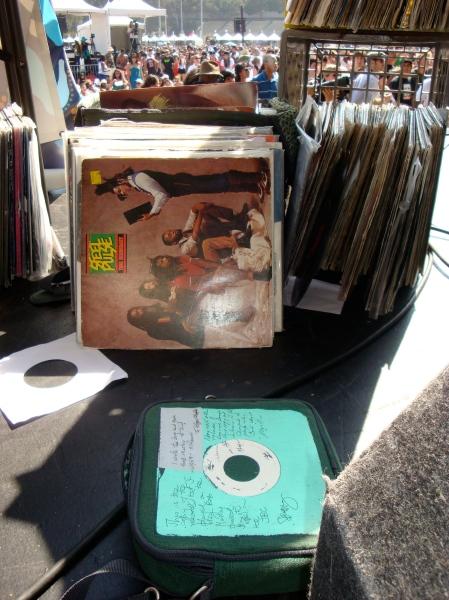 all vinyl, all day, dj marlon
