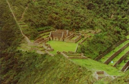 the other Machu Picchu