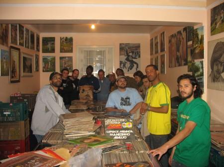 Brasilintime crew 2006