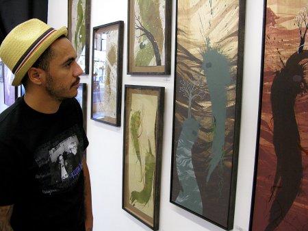 Marcelo D2 on Flip's artwork