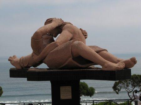 Parque del Amor, Barranco
