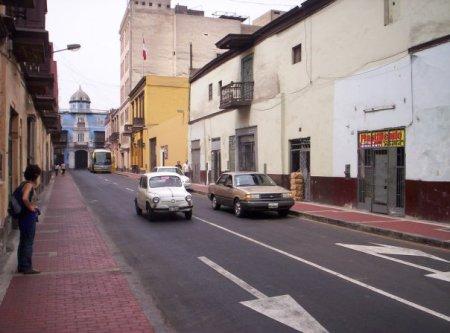Jiron, Lima