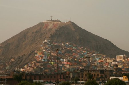Cerro San Cristobal, Lima