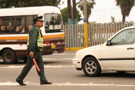 policia de transito / transit police