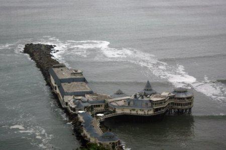 Costa Verde, Rosa Nautica Rest.