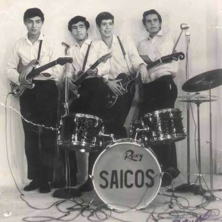 Los Saicos, Lince, Lima PERU 1965