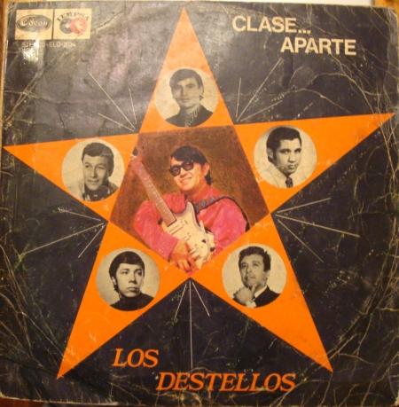Los Destellos 1st LP