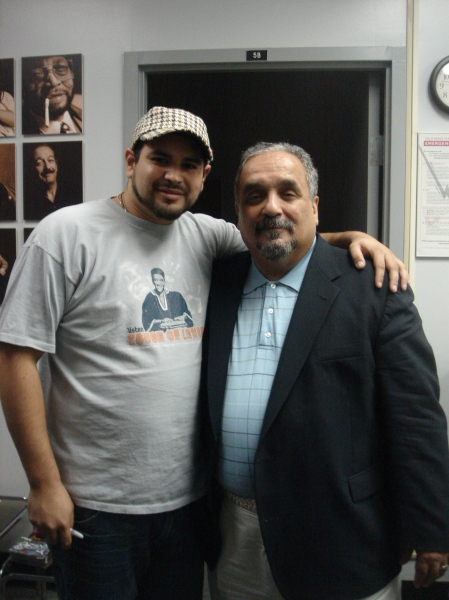 renz and willie colon