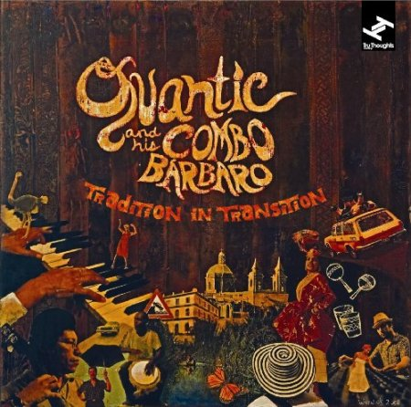 Quantic & His Combo Barbaro Cover