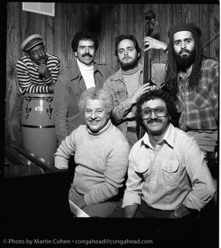 tito puente and friends