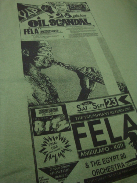 Fela News part II inspired by Roger Steffens Archives files