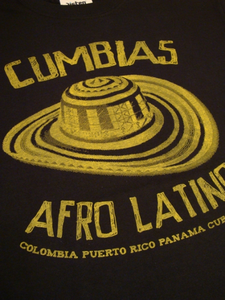 Afro Latino (Inspired by Cumbia Rhythms & Fuentes Records)