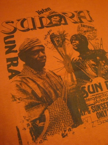 Brother From Saturn (SUN RA VII)