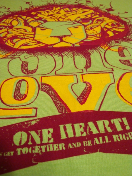 ONE LOVE by QUEEN VY