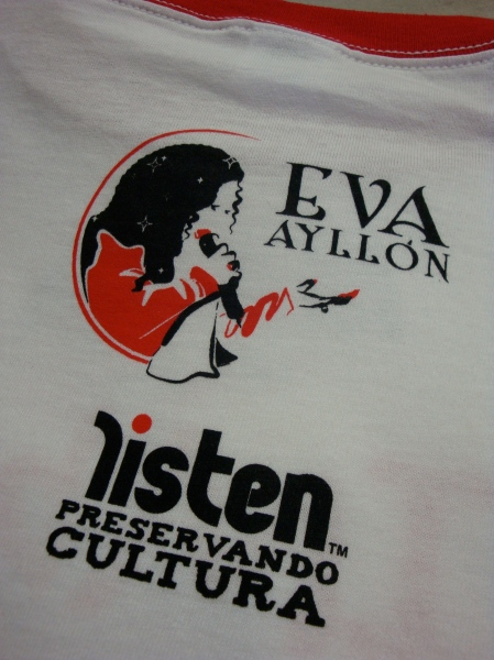 Eva Ayllon by Listen Clothing