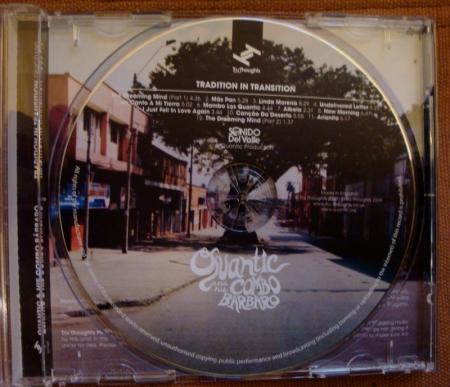 quantick cd