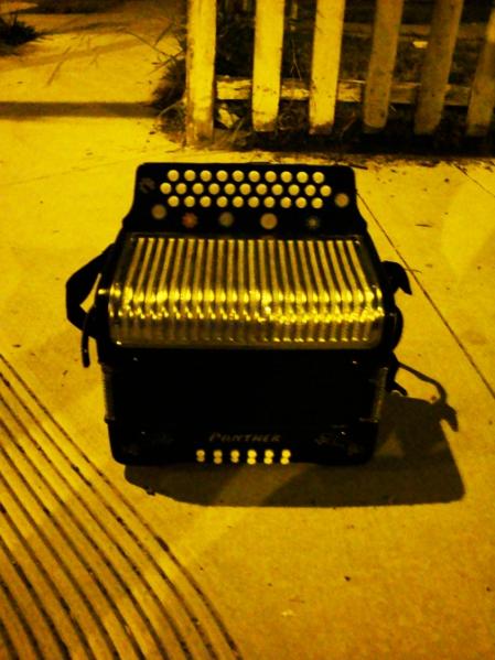 el acordeon