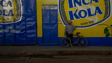 inka cola, Puno. 5:15am Feb. 1st