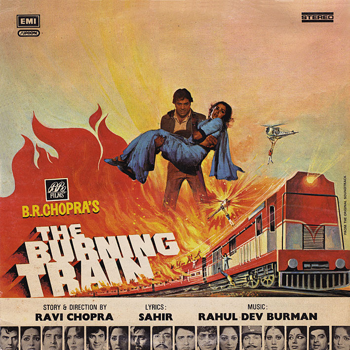 the burning train india ballywood 1980 listen recovery