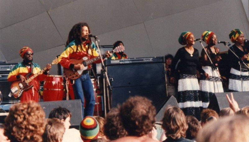 Bunny Wailer Wailers Upsetters Dreamland